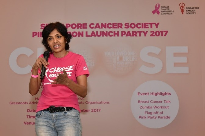 Tumi breast cancer research east