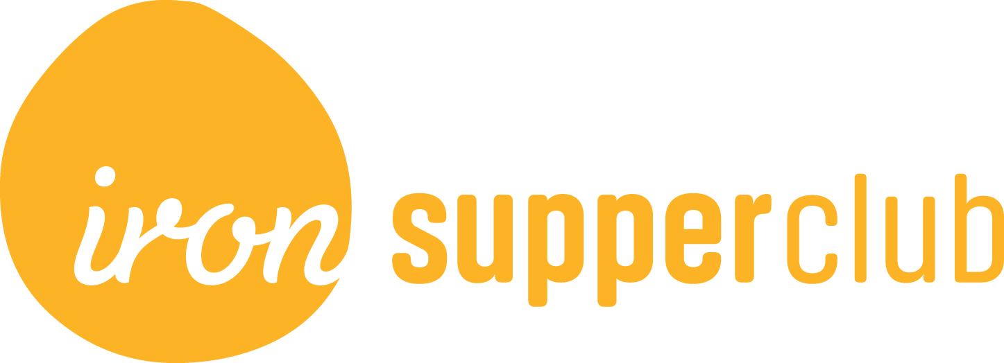 logo iron SupperClub long
