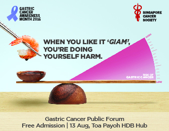 gastric cancer banner english